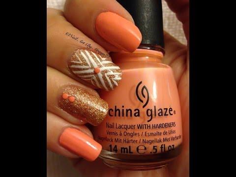 Facil uñas decoradas