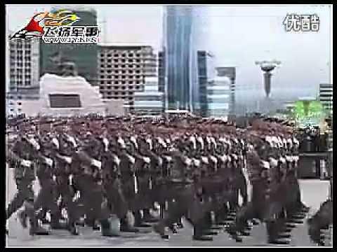 Mongolian Military Parade 2011 FULL VERSION