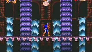 Castlevania Dracula X (SNES) - Boss Rush (No Damage & Subweapons)