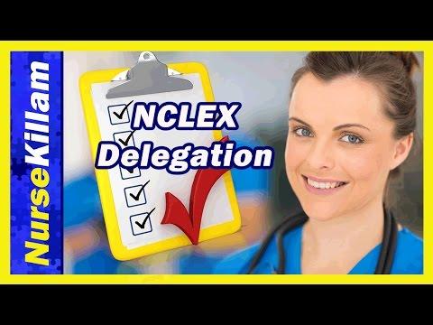 utilizing delegation in nursing Volume 7/issue 1 april 2016 wwwjournalofnursingregulationcom 5 national guidelines for nursing delegation national council of state boards of nursing.