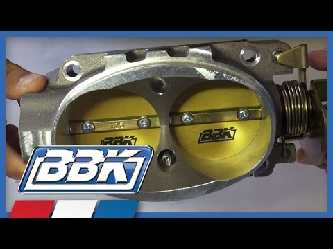 Camaro. Corvette LT1 TPI Throttle Body (85-97) Review