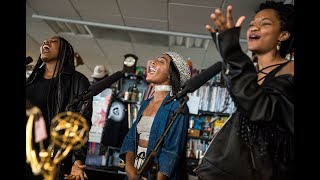 DAWN: NPR Music Tiny Desk Concert