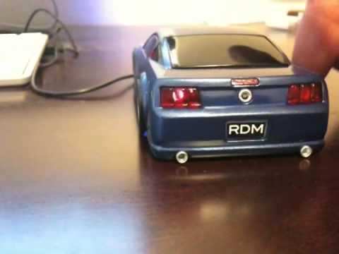 Road Mice Cars (computer mice)
