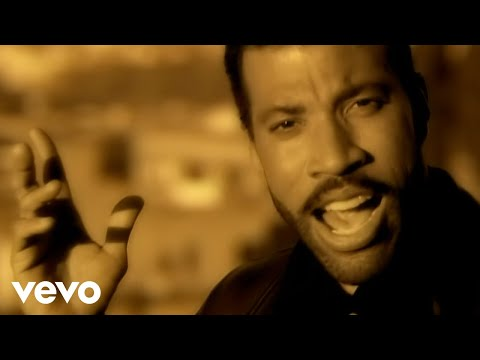 Lionel Richie - Ordinary Girl
