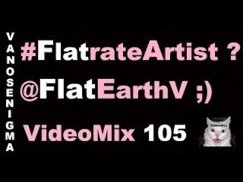 VideoMix 103 Christmas Star #LetsTalkFE Flat Earth Sky Space Astronomy God Jesus Bible Pea