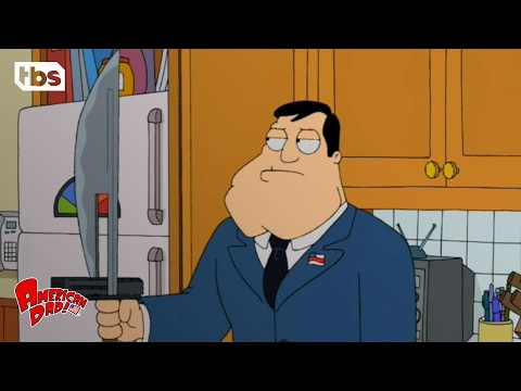 Stan's Gun Stash | American Dad | TBS