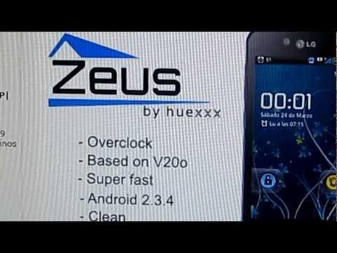 Lg optimus black Rom Zeus V6 part. 1
