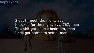Travis Scott - SICKO MODE [LYRICS]