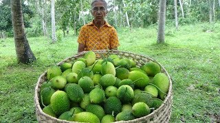 Healthy Village Foods ❤ Spiny Gourd Curry by Grandma