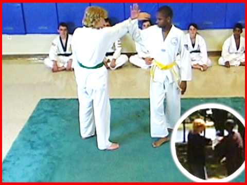 Karate Kids Connection-Tae Kwon Do Style (Complete presentation)