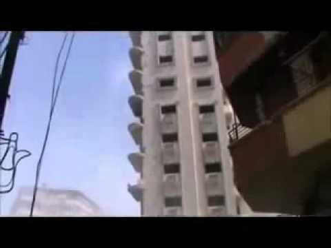 Assad Punks Kofi Annan pt5   Bombs Homs City on Truce Day 10 April 12