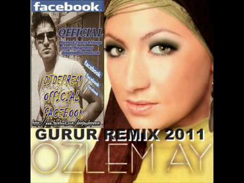 Dj DePReM vs Ozlem Ay - Gurur 2o11  Request Mix wmv
