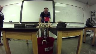 Popsicle Stick Bridge 7