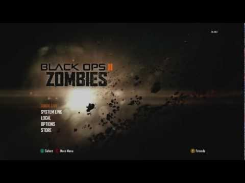 Black Ops 2 Zombies Gameplay - FIRST ATTEMPT - Launch Impressions and Review!! (BO2 Gameplay