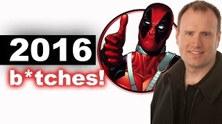 Deadpool Movie 2016! Fox confirms, with Kevin Feige?! - Beyond The Trailer