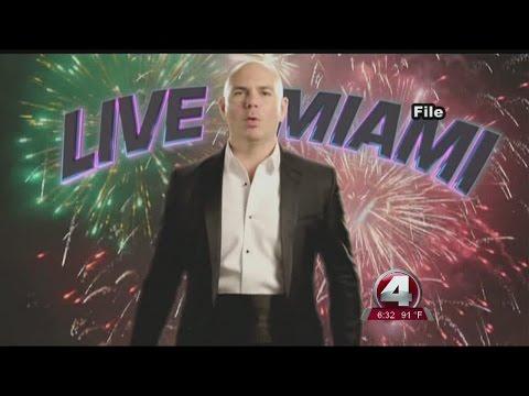 Pitbull is Now Florida's Official Tourism Ambassador- Tara Molina
