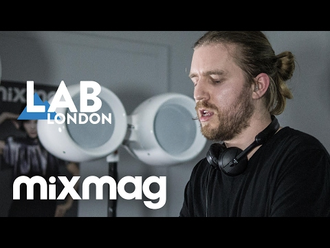SUB FOCUS d'n'b set in The Lab LDN