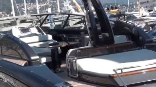 Riva 63 Virtus at The Monaco Yacht Show 2012