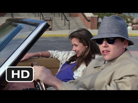 Ferris Bueller's Day Off #2 Movie CLIP - What Aren't We Going to Do? (1986) HD