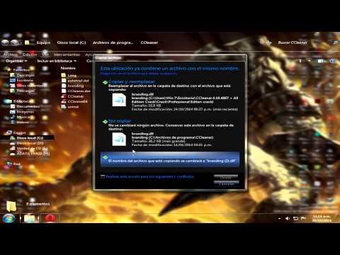descargar ccleaner v4.19 full español ultima version
