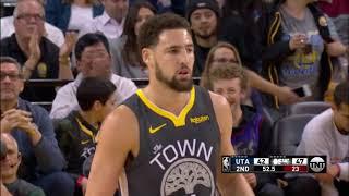 3rd Quarter, One Box Video: Golden State Warriors vs. Utah Jazz