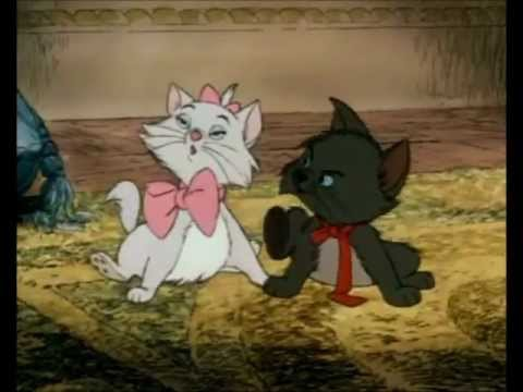 What Is The Name Of The White Cat In Aristocats