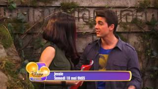 Bande-annonce de l'épisode Jessie fait du cinéma sur Disney Channel