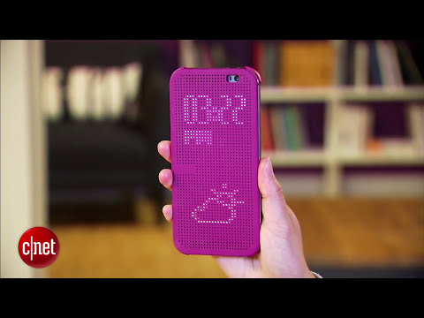 HTC's One M8 takes Windows Phone for a spin
