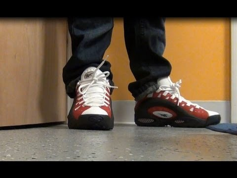 Reebok ES22 Emmitt Smith Trainer Retro Sneaker Review + On Feet W/ @DjDelz
