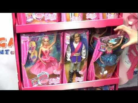 Barbie in The Pink Shoes / Barbie i magiczne baletki - Collection Dolls / Kolekcja Lalek