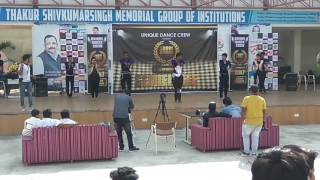 JDC Crew Semi Final Show Down All India Dance Championship Choreography by James sir