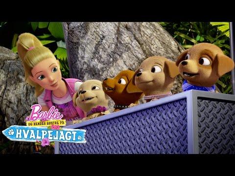 Trailer til Barbie og Hendes Søstre på Hvalpejagt | Barbie