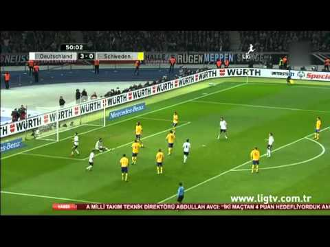 Almanya 4 - 4 sve | Trke Alatim (Geni zet HD 16.10.2012)