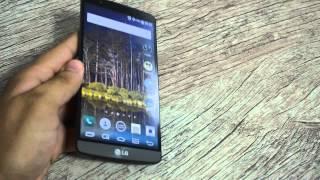 Review: LG G3 após 1 mês de uso (português pt-br)