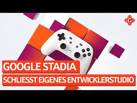 Google schließt eigenes Entwicklerstudio! Neue PS PLUS Spiele im Februar sind da! | GW-News 02.02.21