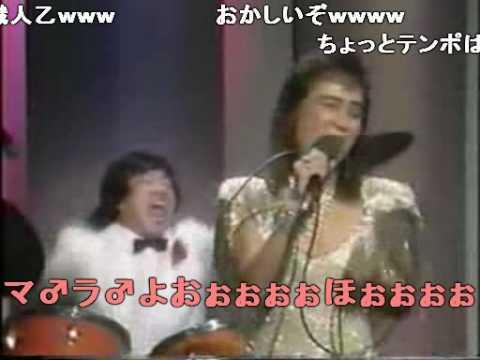 ドラマー目立ちすぎww(ニコニコ職人字幕&コメ付)