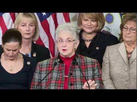 House Republican Women Members React to HHS Contraception Mandate