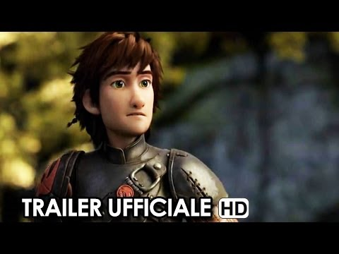 Dragon Trainer 2 Trailer Ufficiale Italiano (2014) - Gerard Butler Movie HD