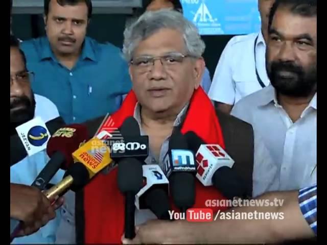 Sitaram Yechury about V S Achuthanandan's Leadership