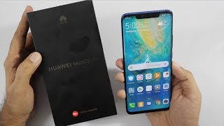 Huawei Mate 20 Pro Unboxing & Overview A True Flagship?