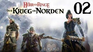Let's Play Together - Herr der Ringe: Krieg im Norden - Gut zu Vögeln #002