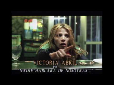 Victoria Abril, Mejor Actriz Protagonista en los Goya 1996