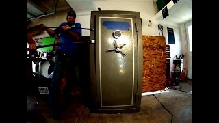 Gun Safe Pry Test Winchester, Cannon, Stack On,  Sentry Safe JUNK