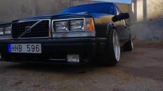 Volvo 740 Stance