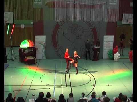 Serena Nicosia & Niklas Fries - Landesmeisterschaft NRW 2013