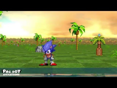 Sonic CD: Time Travel