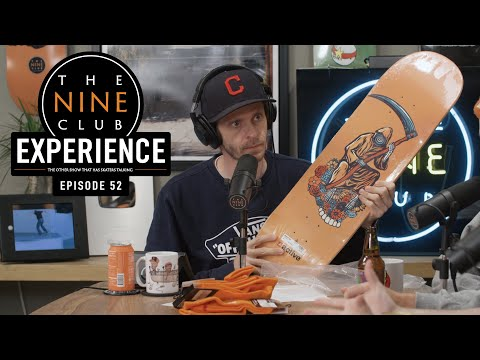 Nine Club EXPERIENCE #52 - Nyjah's Gnarliest Slams, Girl Skateboards, David Gravette