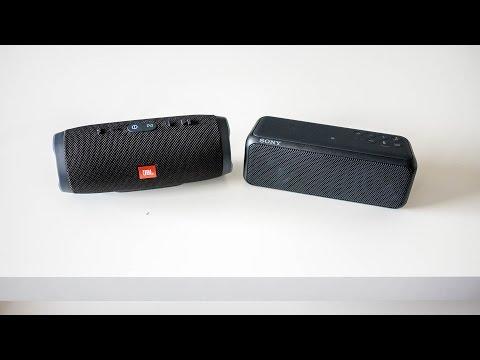JBL Charge 3 vs Sony SRS-XB3