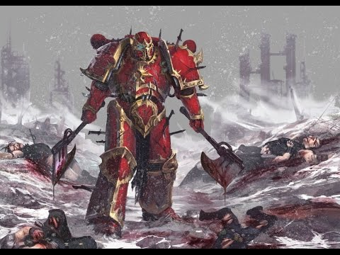 Warhammer 40000 Eternal Crusade: Обзор стороны Chaos