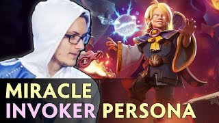 Miracle INVOKER PERSONA — NO RESPECT pick into Silencer